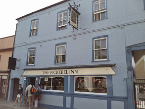 Photo: Pickerel is an old Cambridge pub with two guest real ales.