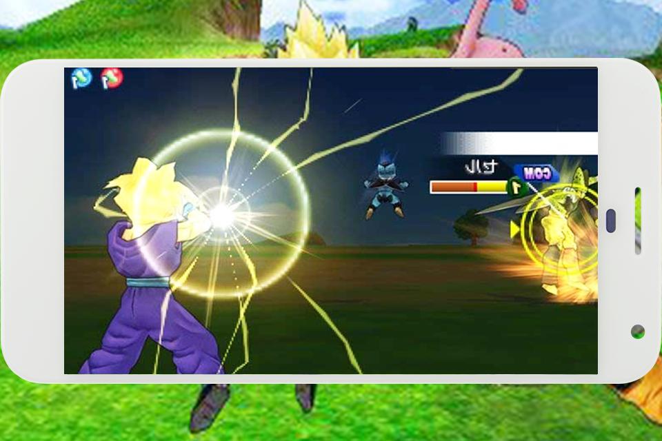 Tenkaichi Goku Saiyan tag Team APK 3 Download - Free Games