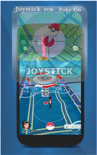 Joystick Pokmen Go prank for PC
