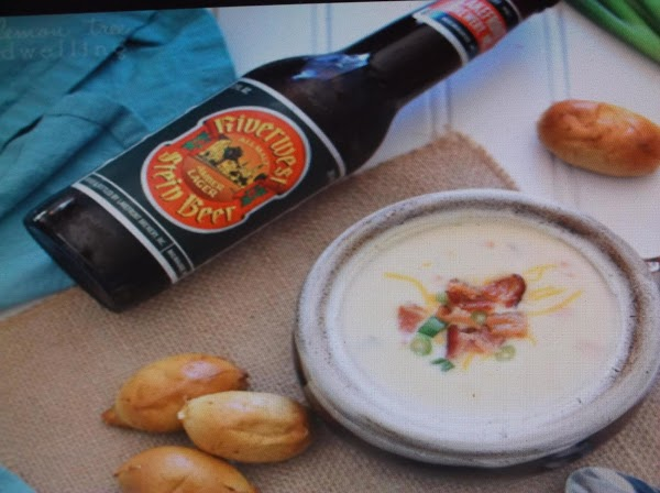 Beer And Chedder Cheese Soup Recipe