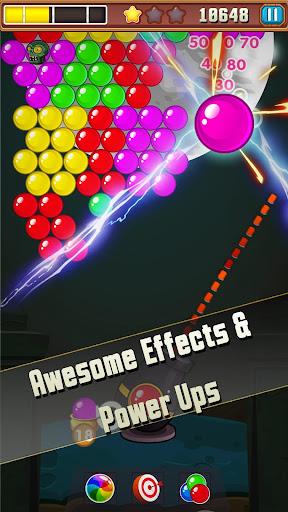 Bubble Shooter Puzzle: Bubble Zombie Match 3 1.0 screenshots 2