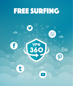 VPN 360 screenshot 1