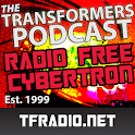 Radio Free Cybertron Podcast icon