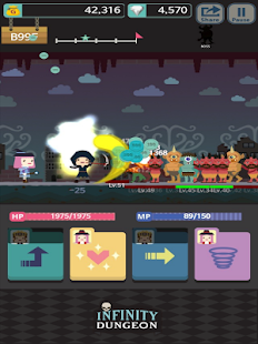 Infinity Dungeon Screenshot