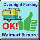 OverNight Parking Finder icon