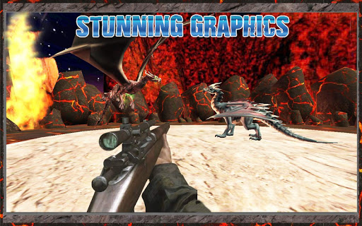 Dragon Shooting Game 2018 : Dragon shooter apkbreak screenshots 1