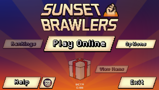 Sunset Brawlers - DEMO- screenshot thumbnail