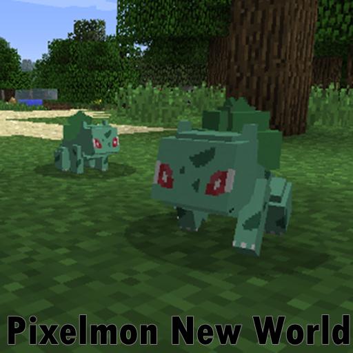 Pixelmon New World 書籍 App LOGO-APP開箱王