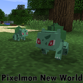 Pixelmon New World