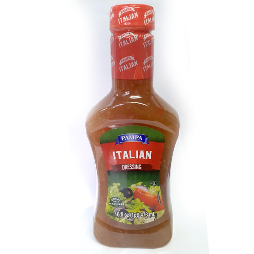 Aderezo Pampa Italian  473ML