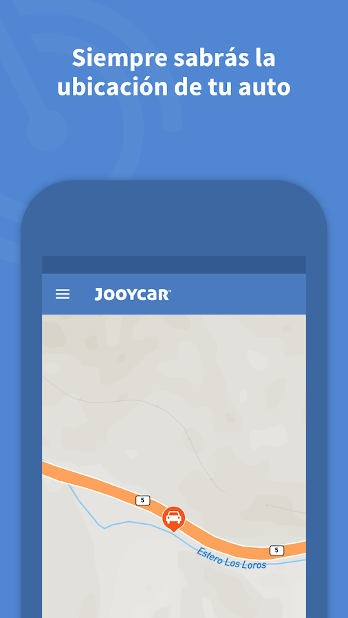 Jooycar- screenshot