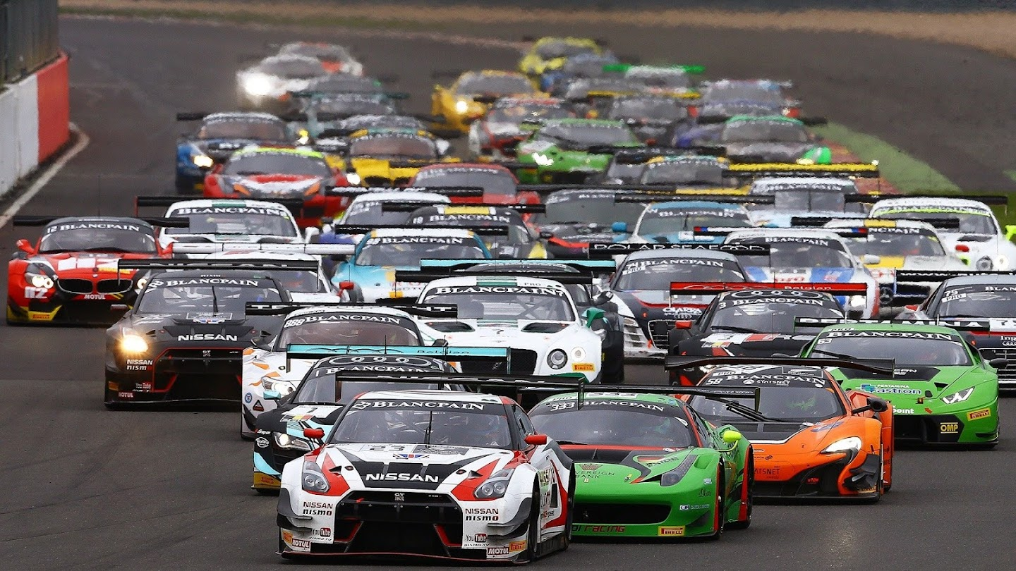 Watch Blancpain GT Sprint Year in Review live