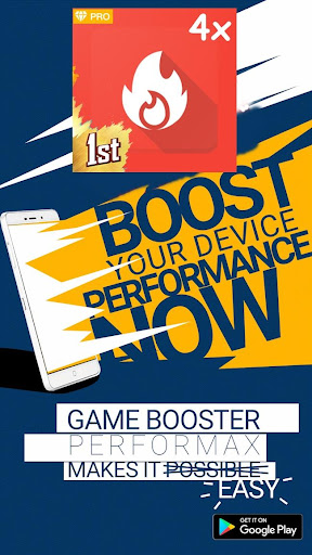 Game Booster 4x(NEW) Faster  screenshots 1