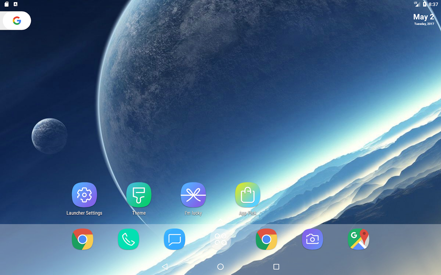 GX S8 Icon Pack- screenshot