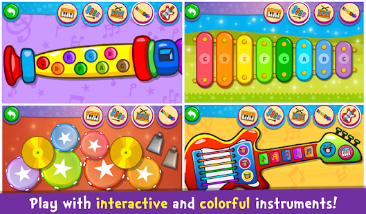 Game Piano Kids - Music & Songs APK for Windows Phone