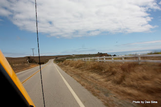 Photo: (Year 3) Day 29 - A Flatter Part of the Coast