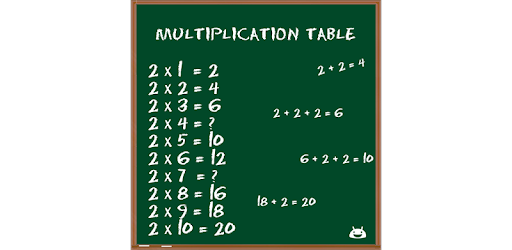 Multiplication Table Free Apps On Google Play
