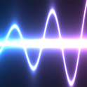 Energy wave live wallpaper icon
