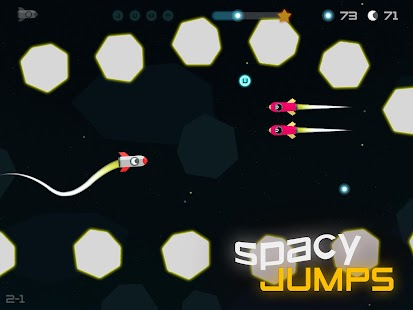 Spacy Jumps- screenshot thumbnail