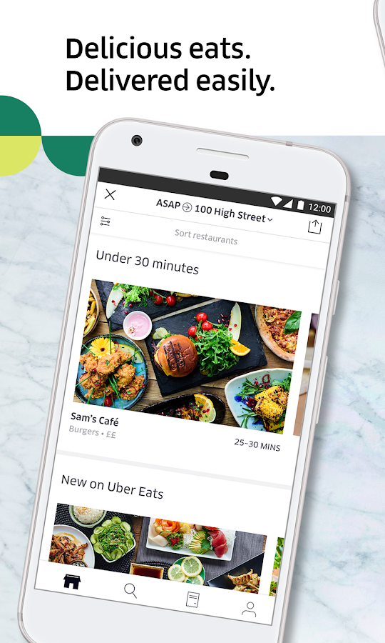 Uber Eats Time Food Is Ready