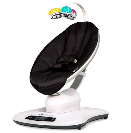 4Moms Babysitter Mamaroo 4.0, Classic Black