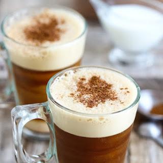 Cinnamon Iced Instant Coffee.