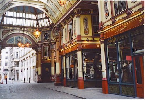 Photo Leadenhall Market