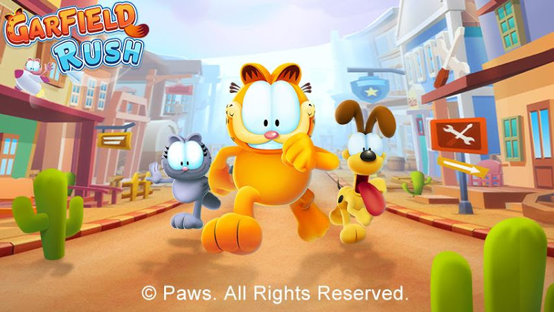 Garfield™ Rush Screenshot 6