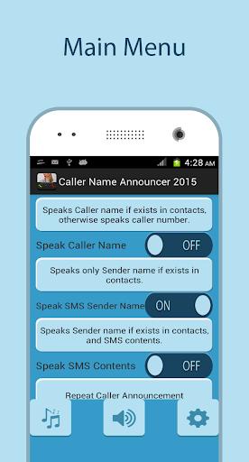Caller Name Announcer 2015