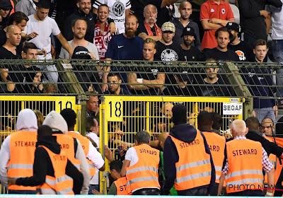 """Un chef de groupe de supporters anversois attaque un groupe de fans : """"Une vraie honte"""""""