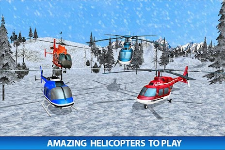 Animal Rescue: Army Helicopter- screenshot thumbnail