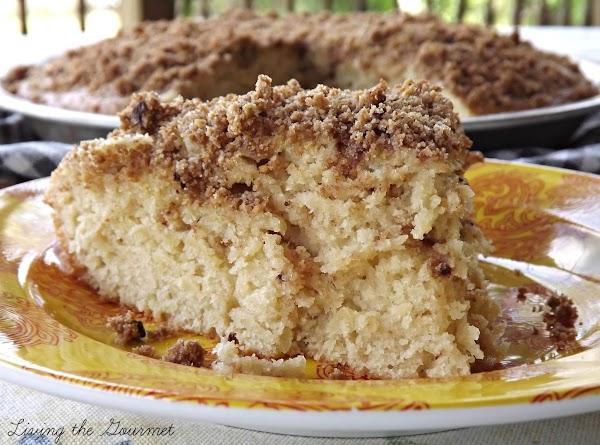 Double Layer Crumb Cake Recipe
