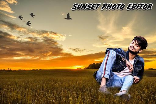 Sunset Photo Editor screenshot 5