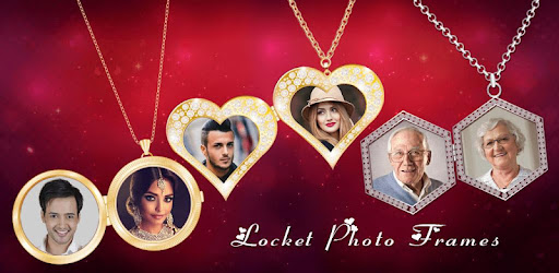 locket photo frame download