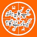 Weekly Horoscope In Urdu icon