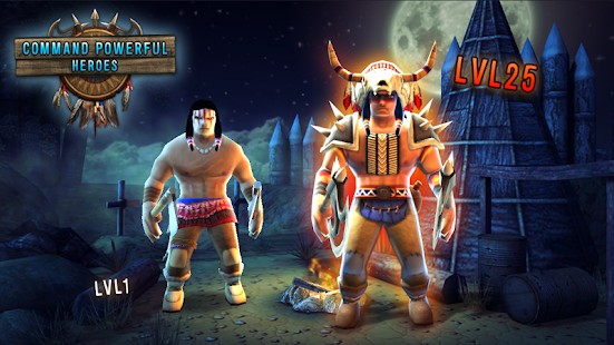 Last Hope TD - Zombie Tower Defense with Heroes- screenshot thumbnail