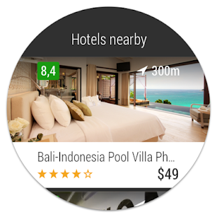 Cheap hotels — Hotellook- screenshot thumbnail