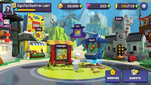 LEGOu00ae Legacy: Heroes Unboxed 0.4.8 screenshots 5