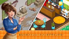 Fancy Cafe: レストランゲーム と カフェ 経営 ゲームのおすすめ画像1