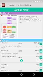 Paediatric Emergencies Screenshot