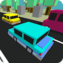 Rush Car icon