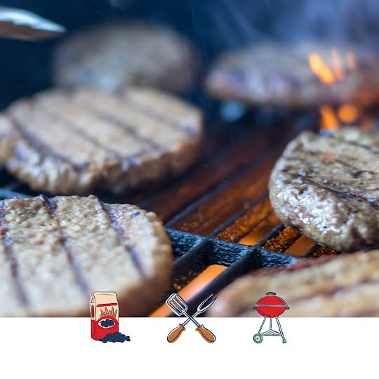 Weekend Cookout - Instagram Post Template