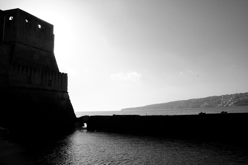Controluce a Napoli di Andrea F