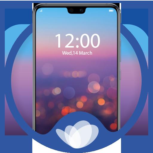 Huawei P20 Pro Theme