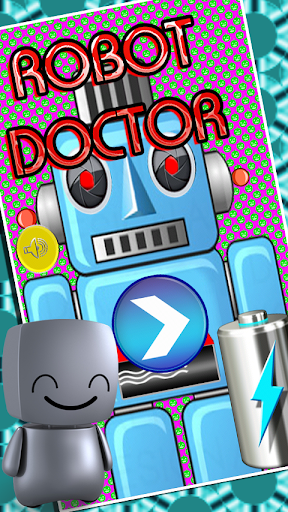 Robot Doctor - Kids Clinic