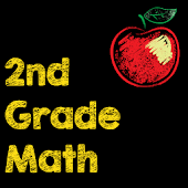 2nd Grade Math Flash Cards
