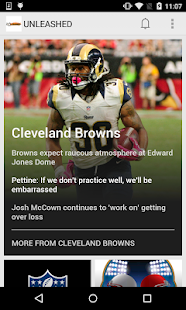 UNLEASHED | WKYC Sports- screenshot thumbnail