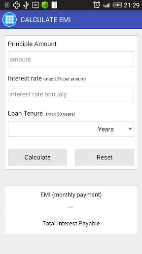 Loan EMI