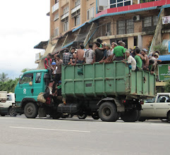 Photo: Year 2 Day 60 - Crowded Truck