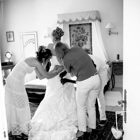 Wedding photographer dominique hallier (hallier). Photo of 15.04.2015